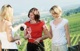 Weinverkosten
