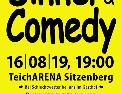 Dinner & Comedy | Kabarett und BBQ