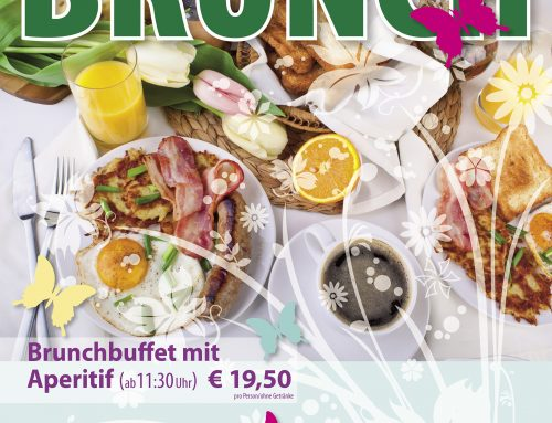 Frühlings Brunch 2020