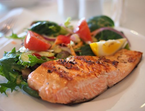 Fischessen – Speisekarte