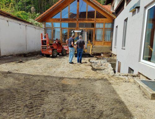 Projekt Innenhof 2021